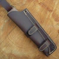 Mk II TBS Leather Nordic Dangler Type Knife Sheath - REGULAR